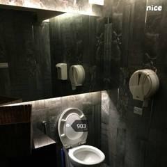 台北大安區-高級商業會館:  酒吧&夜店 by 懷謙建設有限公司,