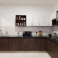 Küche von Designasm Studio
