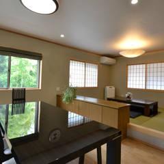 غرفة السفرة تنفيذ 株式会社菅野企画設計