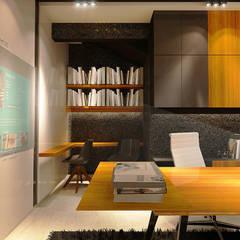 Vivaldi Mont Kiara:  Study/office by Norm designhaus