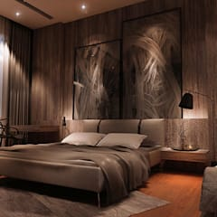 Vivaldi Mont Kiara:  Bedroom by Norm designhaus