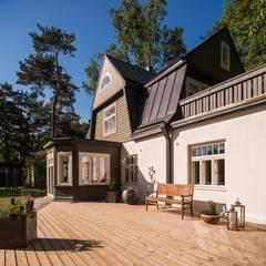 Eengezinswoning door Baltic Design Shop