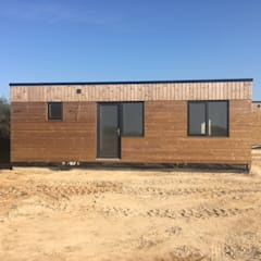 Offsite Building Construction:  Prefabricated home by Building With Frames