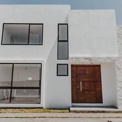 Passive house by iQbit, SA de CV