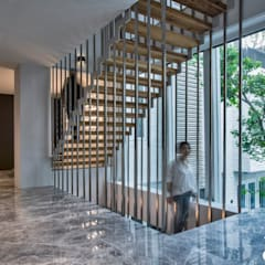 Cầu thang by Zendo 深度空間設計