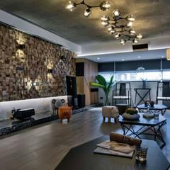 Media room by Zendo 深度空間設計