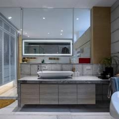 轉角的祕境:  浴室 by Zendo 深度空間設計