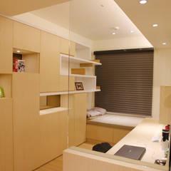 اتاق کار و درس توسطZendo 深度空間設計, اسکاندیناویایی