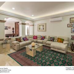 Sala: Salas de estilo clásico por René Flores Photography