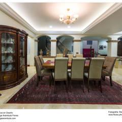 Comedor: Comedores de estilo clásico por René Flores Photography