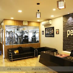 Gym by intent interior