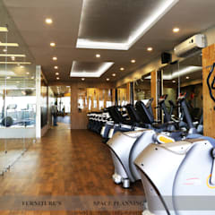 Gym by intent interior,