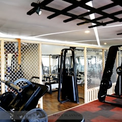 GYM DESIGN:  Gym by intent interior
