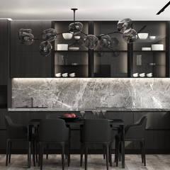 UI010: Кухни в . Автор – U-Style design studio