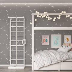 UI010: Детские комнаты в . Автор – U-Style design studio