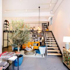 No Place Like Home Atelier in Matosinhos - : Escritórios  por No Place Like Home ®
