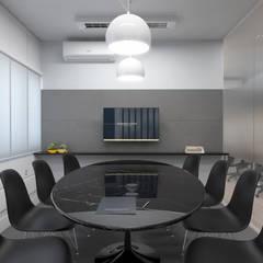 محلات تجارية تنفيذ AOI Arquitetura