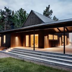 Proche de la nature.: skandinavische Häuser von Paul Marie Creation