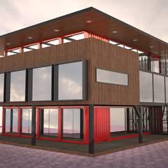 Next Container – Next Container - Maxi Triplex Apartment :  tarz Villa