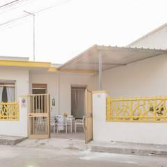 Villetta Mimosa Home Staging per la Microricettività: Giardino in stile  di Anna Leone Architetto Home Stager