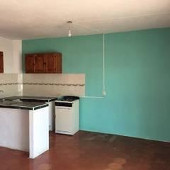 Estado inocial: Muebles de cocinas de estilo  por Pancho R. Ochoa Interiorismo