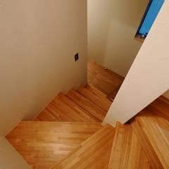 階段: 一級建築士事務所 Coo Planningが手掛けた階段です。