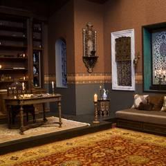 tetradecor – Kösem Sultan:  tarz Ofis Alanları