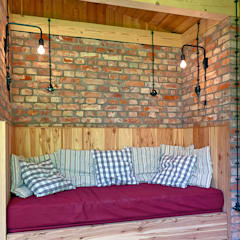 Garden Shed by Lena Klanten Architektin