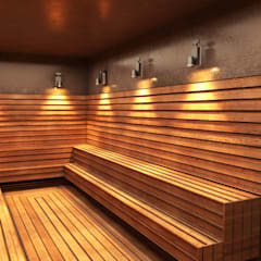 Sauna by Next Container