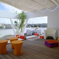 Roof terrace by homify