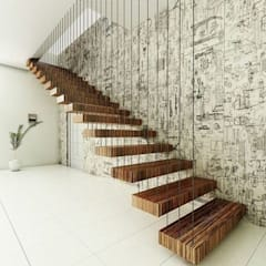 :  Treppe von Công ty thiết kế xây dựng Song Phát