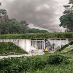 Жилой дом-бункер: Дома в . Автор – НОВАКРЫМ