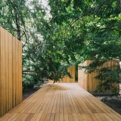 :  Holzhaus von JAN RÖSLER ARCHITEKTEN