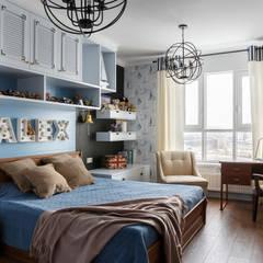 Teen bedroom by Дизайн элитного жилья | Студия Дизайн-Холл