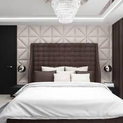 IN THE HEAT OF THE MOMENT | Wnętrza domu: styl , w kategorii Sypialnia zaprojektowany przez ARTDESIGN architektura wnętrz