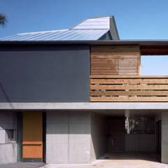 منزل خشبي تنفيذ 西島正樹/プライム一級建築士事務所