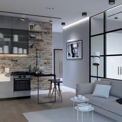 Living room by Татьяна Аверкина