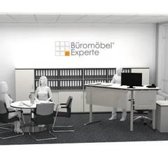 Damit aus Ihren Wunschbüro eine Planung wird, gibt es jetzt die Plan-LOS! Box:  Arbeitszimmer von Büromöbel-Experte