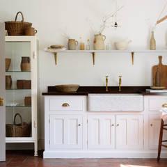 The Millhouse Scullery by deVOL:  Kitchen by deVOL Kitchens