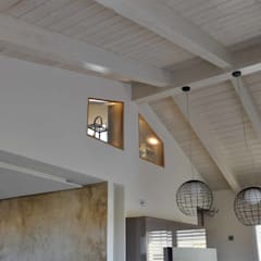 Gable roof by Bima Progetti