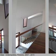Stairs by LUISA PACHECO MARQUES ARQUITECA, SOC. UNIP. LDA