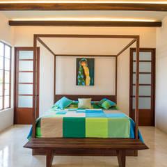 Taller Estilo Arquitecturaが手掛けた寝室