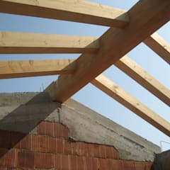 Gable roof by studio arch sara baggio