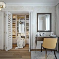 yücel partners – S&E Esnafoglu Evi:  tarz Giyinme Odası