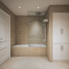 yücel partners – S&E Esnafoglu Evi: modern tarz Banyo