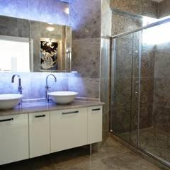 Cengiz İnşaat İçmimarlık – H.B.E. EVİ PROJESİ:  tarz Banyo