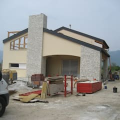 منزل سلبي تنفيذ studio arch sara baggio