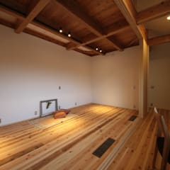 skat: ポーラスターデザイン一級建築士事務所が手掛けた子供部屋です。