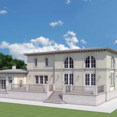 Villa by Studio Paoletti