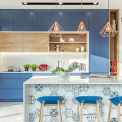 Built-in kitchens by MEBLE WACH